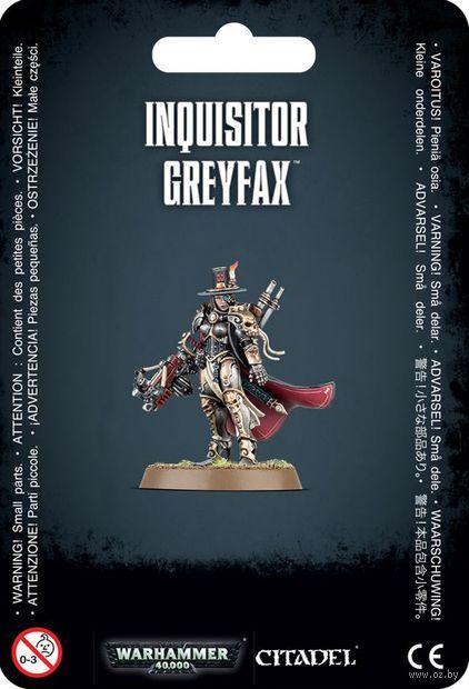 Warhammer 40.000. Inquisition. Inquisitor Greyfax (52-45) — фото, картинка