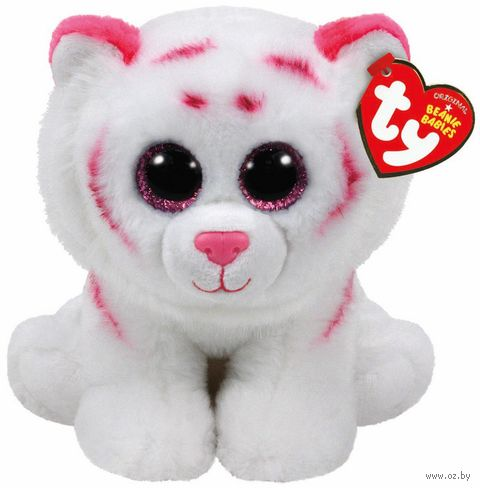 """Мягкая игрушка """"Тигрёнок Tabor"""" (15 см) — фото, картинка"""