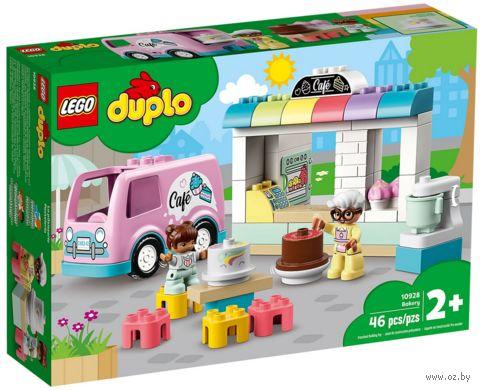 "LEGO Duplo ""Пекарня"" — фото, картинка"