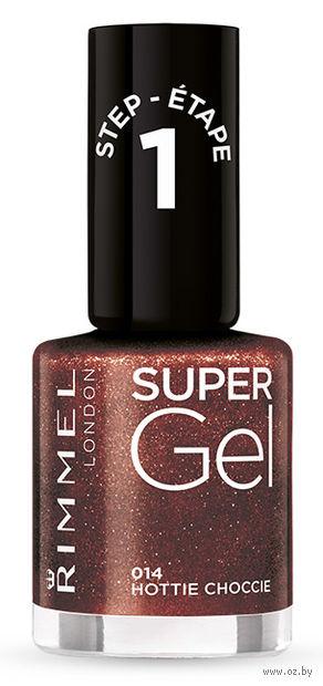 """Гель-лак для ногтей """"Super Gel"""" (тон: 014)"""