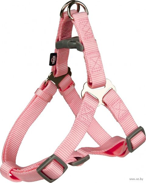 "Шлея ""Premium Harness"" (40-50 см; розовый) — фото, картинка"