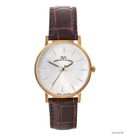 """Часы наручные """"Ретро"""" (коричневые; арт. 471618733) — фото, картинка"""