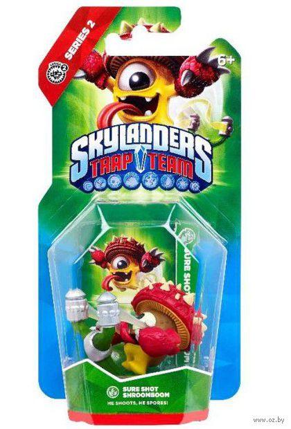 Skylanders Trap Team. Интерактивная фигурка Shroomboom