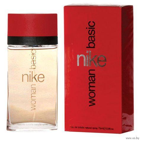 """Туалетная вода для женщин """"Nike. Basic"""" (25 мл)"""