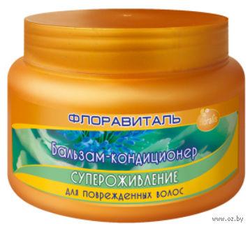 """Бальзам-кондиционер для волос """"Супероживление"""" (500 мл)"""