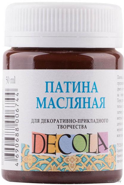 """Патина масляная """"Decola"""" (красная; 50 мл) — фото, картинка"""