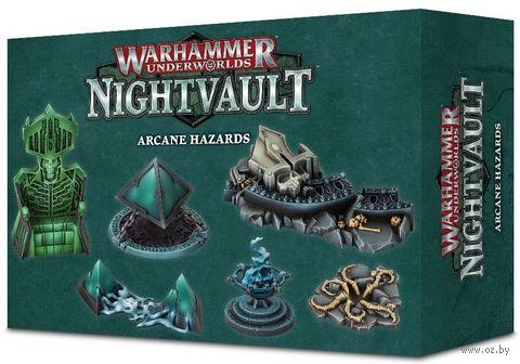 Warhammer Underworlds. Nightvault. Arcane Hazards (110-38) — фото, картинка