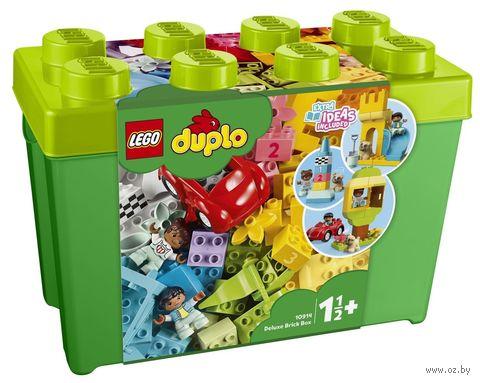 "LEGO Duplo ""Большая коробка с кубиками"" — фото, картинка"