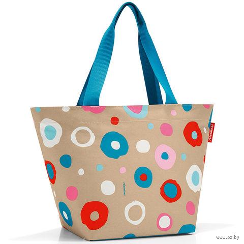 "Сумка ""Shopper"" (M, funky dots 1)"
