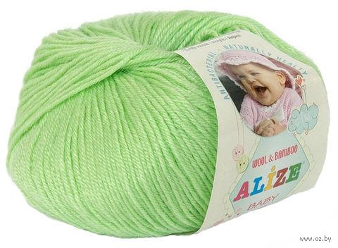 """Пряжа """"ALIZE. Baby Wool №41"""" (50 г; 165 м) — фото, картинка"""