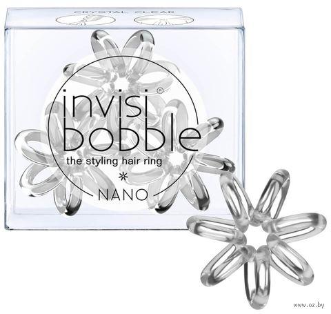 """Резинка для волос """"Nano Crystal Clear"""" — фото, картинка"""