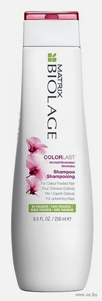 "Шампунь для волос ""Biolage Colorlast"" (250 мл) — фото, картинка"