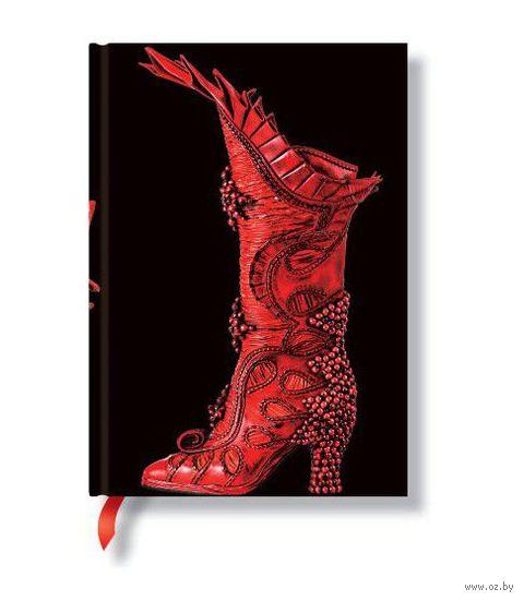 "Записная книжка Paperblanks ""Чародейка"" в линейку (формат: 130*180 мм, средний)"