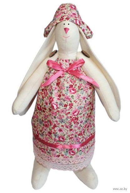 """Набор для шитья из ткани """"Кукла. Зайка Зоя"""""""