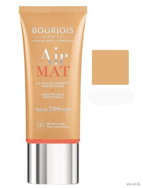 """Тональный крем для лица """"Air mat"""" (тон: 05, beige dore) — фото, картинка"""