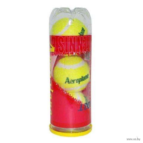 Мяч для большого тенниса (3 шт.; арт. 303T) — фото, картинка