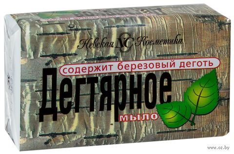 """Мыло """"Дегтярное"""" (140 г)"""