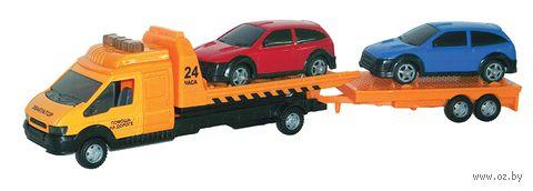 "Модель машины ""Recovery Truck Long"" (масштаб: 1/48) — фото, картинка"