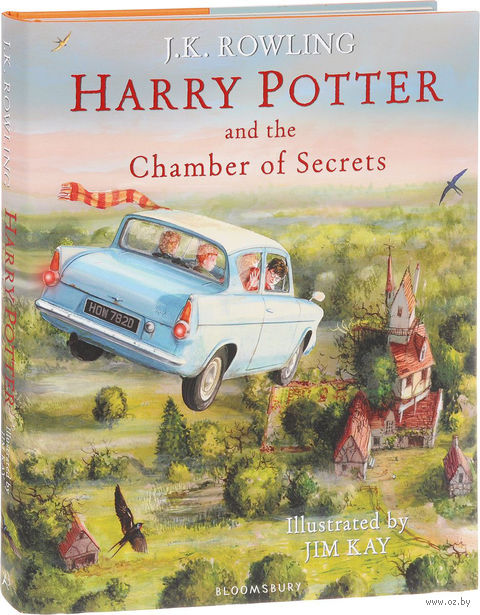 Harry Potter and the Chamber of Secrets — фото, картинка