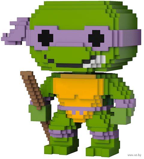 """Фигурка """"TMNT: 8-Bit. Donatello"""" — фото, картинка"""