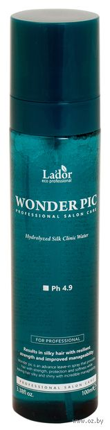 "Спрей для волос ""Wonder Pic Clinic Hair Water"" (100 мл) — фото, картинка"