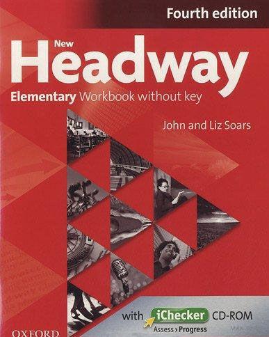 New Headway. Elementary. Workbook without Key (+ CD). Джон Сорс, Лиз Сорс