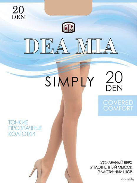 "Колготки женские классические ""Dea Mia Simply 20"""