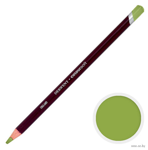 Карандаш цветной Coloursoft C450 (желто-зеленый)