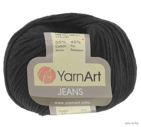 "Пряжа ""YarnArt. Jeans №53"" (50 г; 160 м) — фото, картинка"