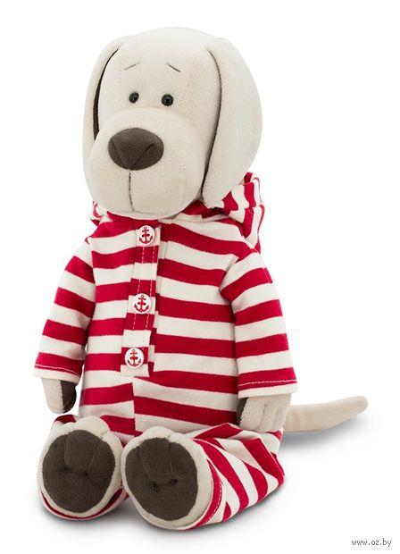 """Мягкая игрушка """"Собачка Лапуська. Забавная пижама"""" (25 см) — фото, картинка"""