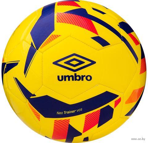 """Мяч футбольный Umbro """"Neo Trainer"""" 20952U №4 — фото, картинка"""