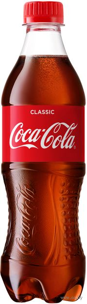 """Напиток газированный """"Coca-Cola"""" (500 мл) — фото, картинка"""