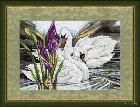 """Вышивка крестом """"Идеальная пара"""" (250х370 мм) — фото, картинка"""