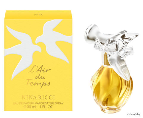 "Парфюмерная вода для женщин Nina Ricci ""L'Air Du Temps"" (30 мл)"