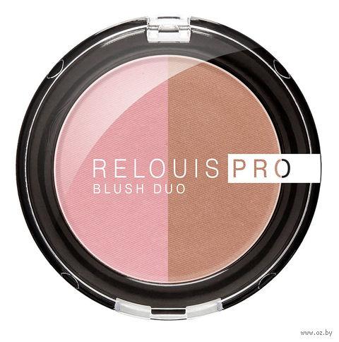 "Румяна ""Relouis Pro Blush Duo"" (тон: 205) — фото, картинка"
