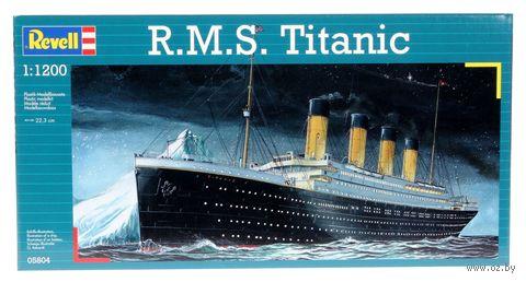 """Сборная модель """"Корабль """"Титаник"""" (масштаб: 1/1200) — фото, картинка"""