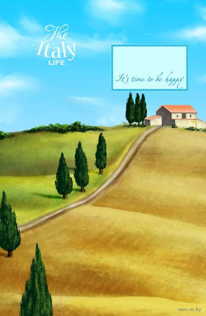 """Блокнот """"Утро в Тоскане"""" (А5) — фото, картинка"""