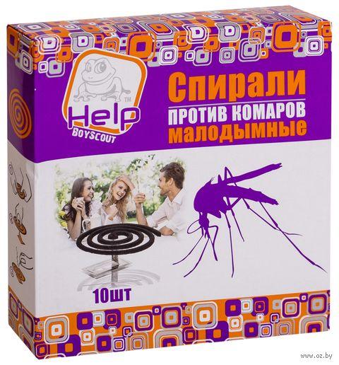 Спираль от комаров (10 шт.) — фото, картинка
