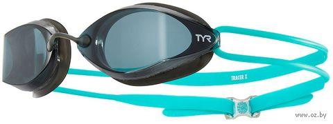 Очки для плавания (голубые; арт. LGTRXN/561) — фото, картинка