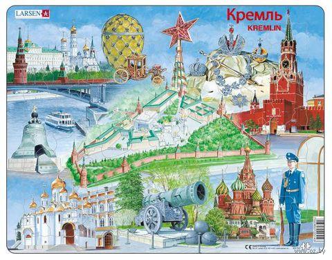 "Пазл-рамка ""Кремль"" (61 элемент) — фото, картинка"