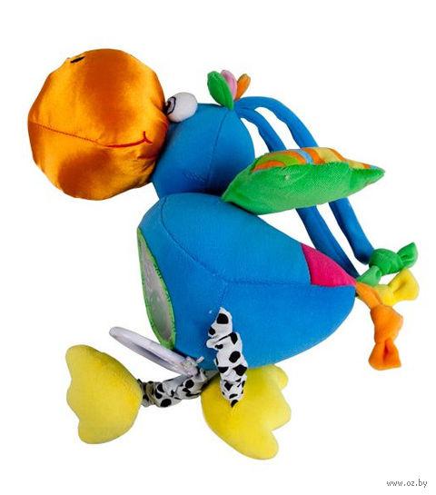 """Мягкая музыкальная игрушка """"Попугай"""""""