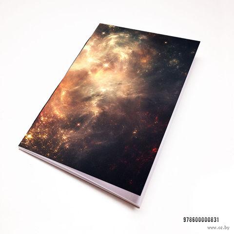 """Блокнот """"Космос"""" (А7; арт. 831) — фото, картинка"""
