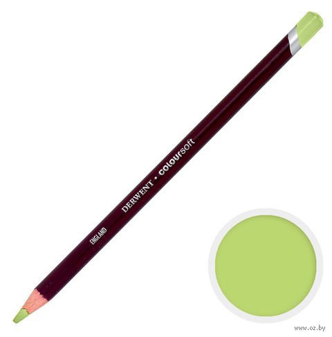 Карандаш цветной Coloursoft C460 (зеленый лайм)