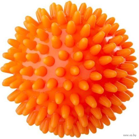 Мяч массажный GB-601 (6 см; оранжевый) — фото, картинка