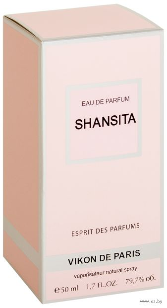 "Парфюмерная вода для женщин ""Шансита"" (50 мл) — фото, картинка"