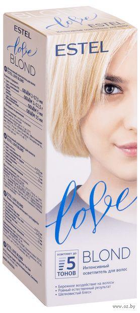 """Осветлитель для волос """"Estel Love"""" (до 5 тонов) — фото, картинка"""