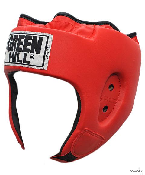 """Шлем открытый """"Special"""" (XL; красный; арт. HGS-4025) — фото, картинка"""