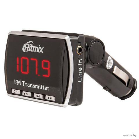 FM модулятор Ritmix FMT-A750 — фото, картинка