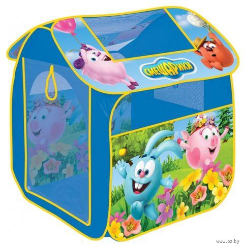 """Детская игровая палатка """"Смешарики"""" — фото, картинка"""
