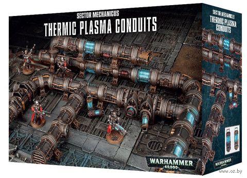 Warhammer 40.000. Sector Mechanicus. Thermic Plasma Conduits (64-69) — фото, картинка
